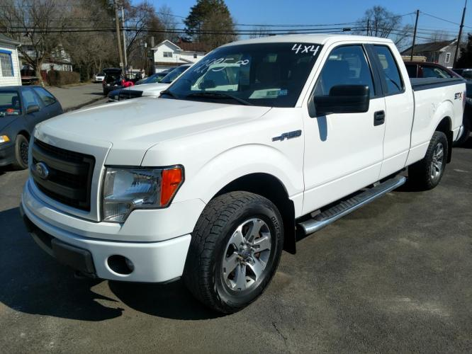 2011 Ford F-150 FX4 SuperCrew 5.5-ft. Bed 4WD